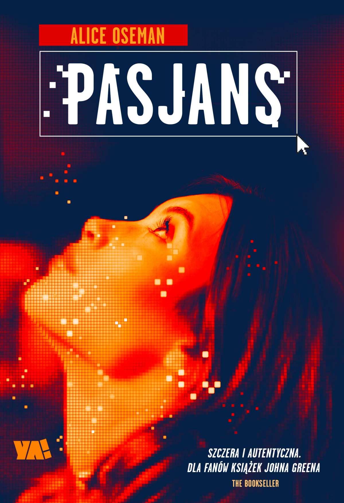 Pasjans - Ebook (Książka na Kindle) do pobrania w formacie MOBI