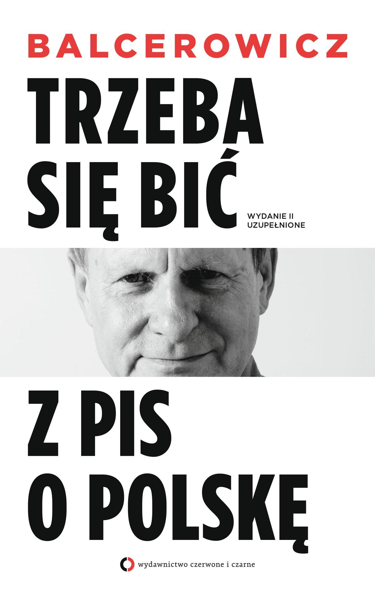 Trzeba się bić z PIS o Polskę - Ebook (Książka EPUB) do pobrania w formacie EPUB