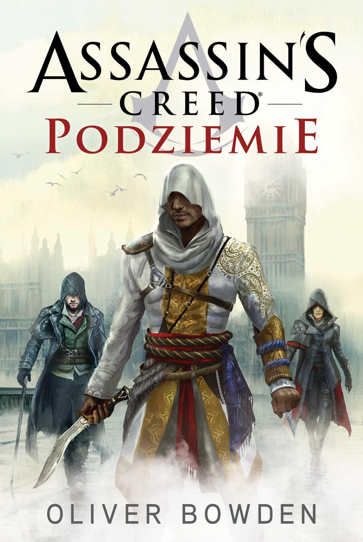 Assassin's Creed: Podziemie - Ebook (Książka EPUB) do pobrania w formacie EPUB