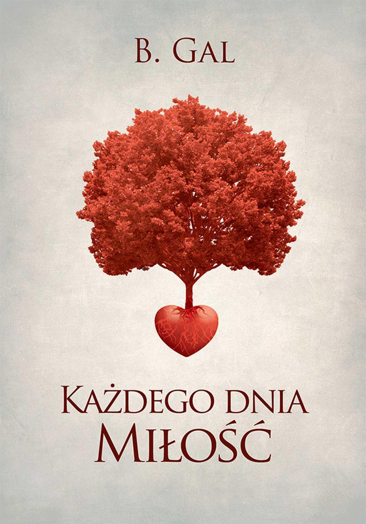 Każdego dnia miłość - Ebook (Książka na Kindle) do pobrania w formacie MOBI