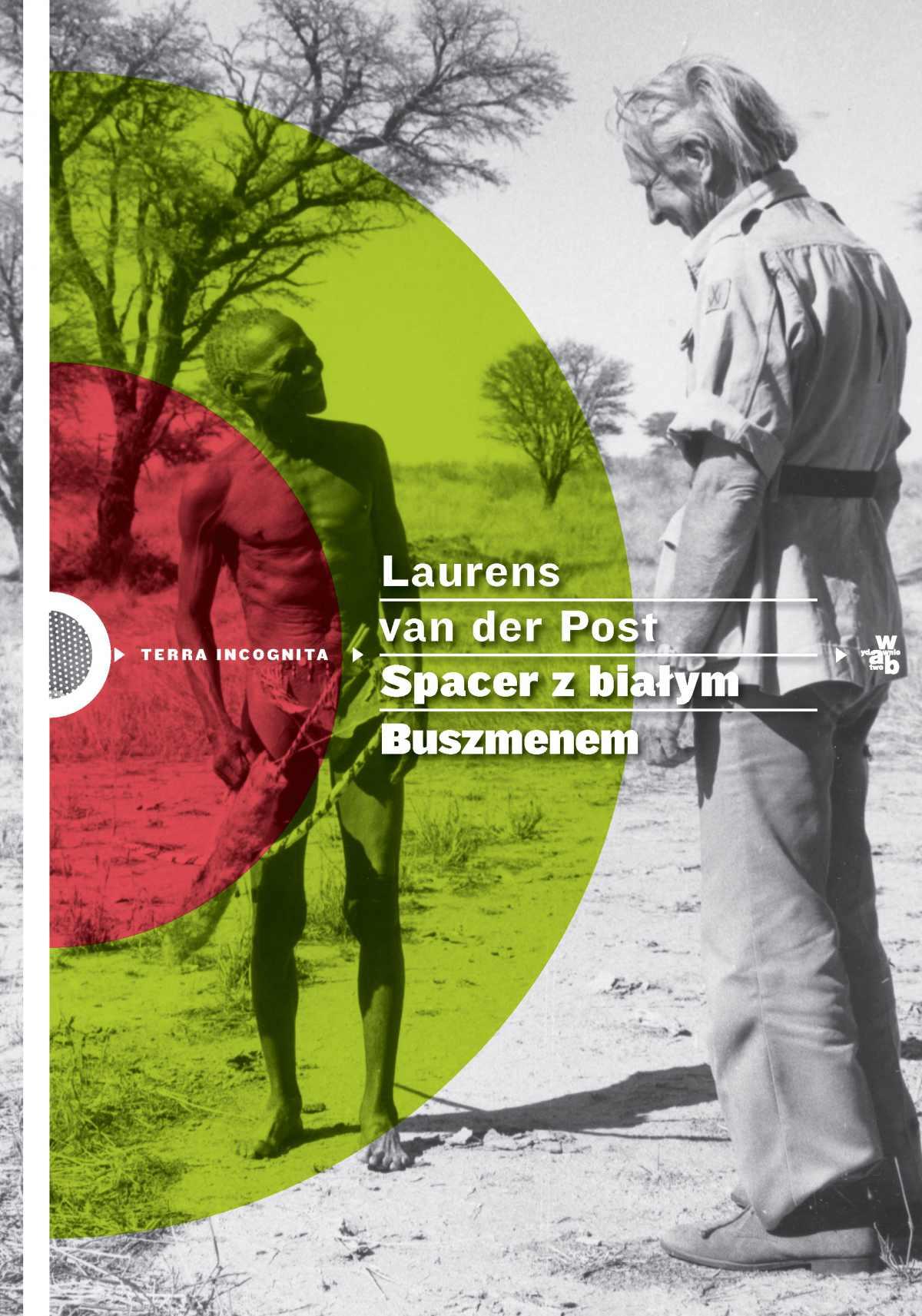 Spacer z białym Buszmenem - Ebook (Książka EPUB) do pobrania w formacie EPUB