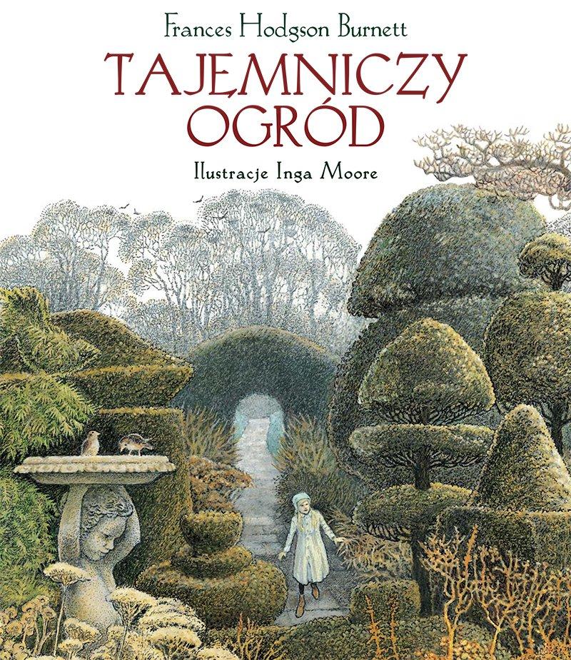 Tajemniczy ogród - Ebook (Książka na Kindle) do pobrania w formacie MOBI