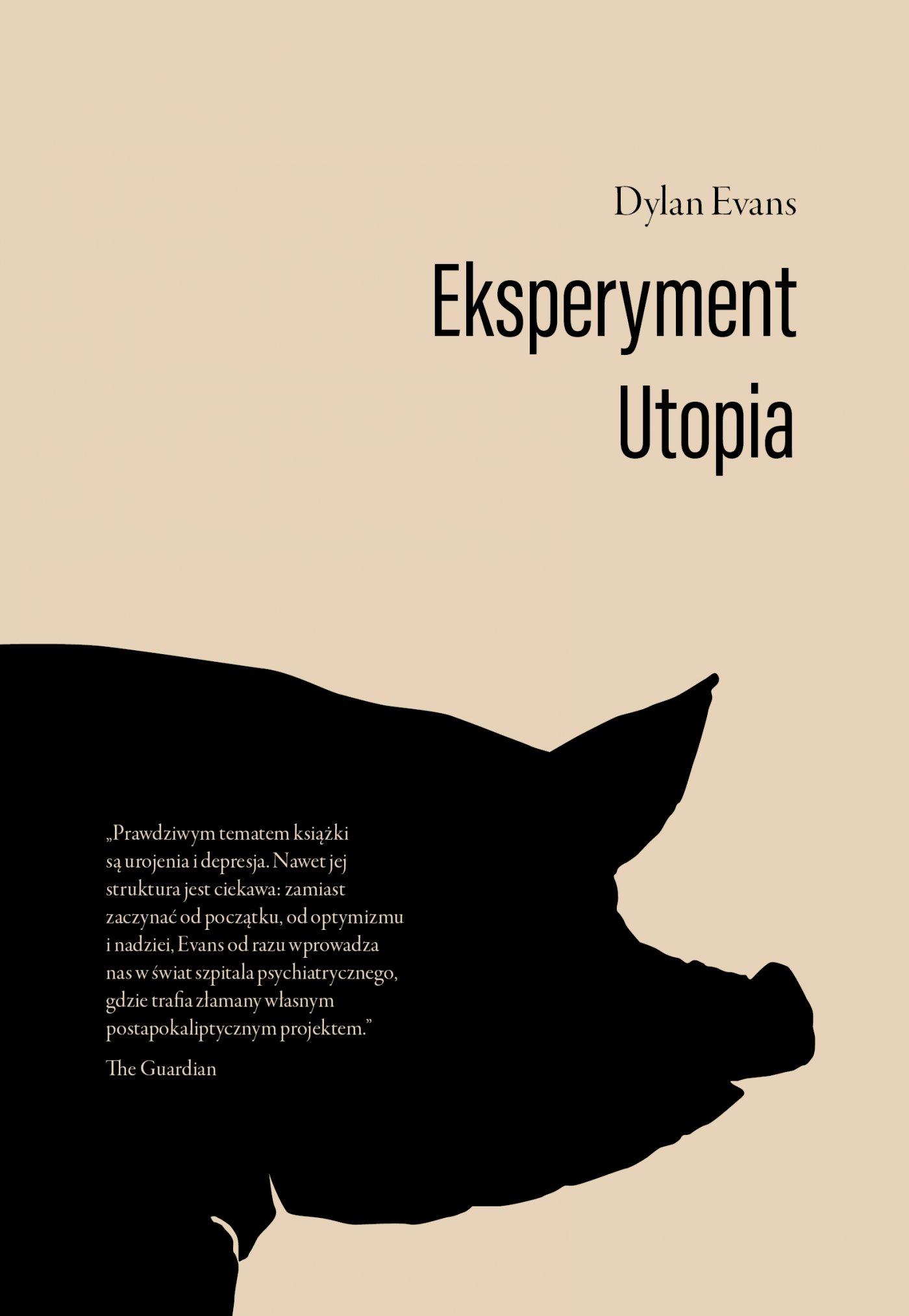 Eksperyment Utopia - Ebook (Książka EPUB) do pobrania w formacie EPUB