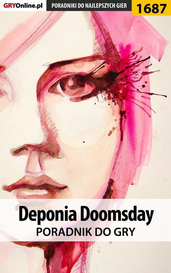 Deponia Doomsday - poradnik do gry - Ebook (Książka PDF) do pobrania w formacie PDF