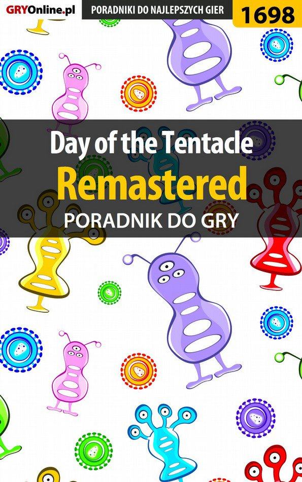 Day of the Tentacle: Remastered - poradnik do gry - Ebook (Książka EPUB) do pobrania w formacie EPUB