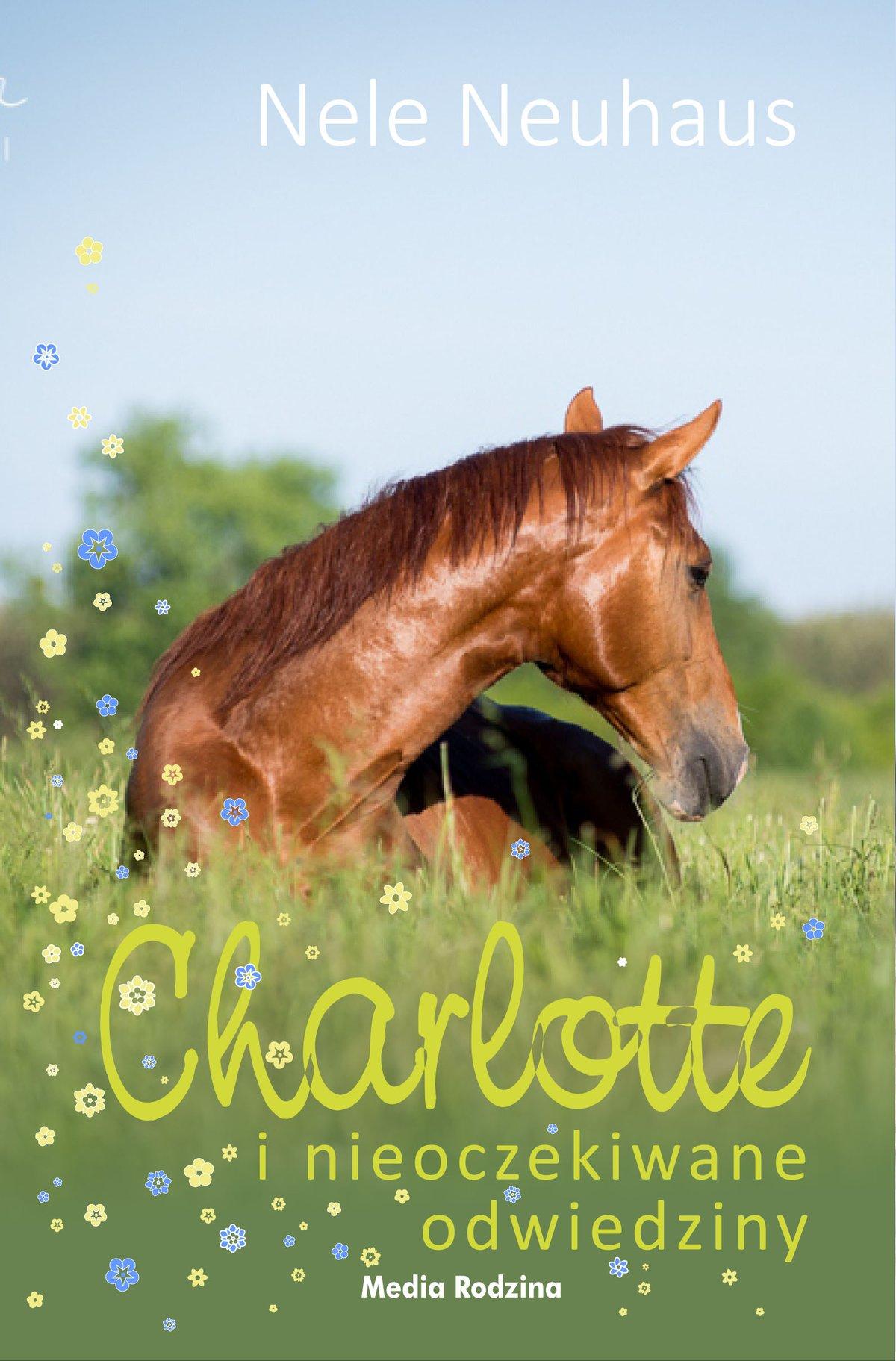 Charlotte i nieoczekiwane odwiedziny - Ebook (Książka na Kindle) do pobrania w formacie MOBI