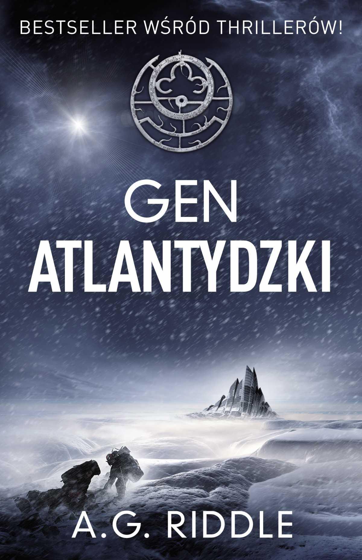Gen Atlantydzki - Ebook (Książka EPUB) do pobrania w formacie EPUB