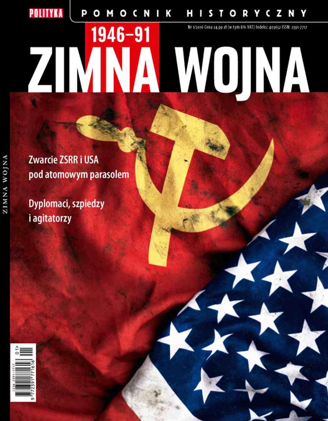 Pomocnik Historyczny. Zimna wojna 1946-91 - Ebook (Książka PDF) do pobrania w formacie PDF