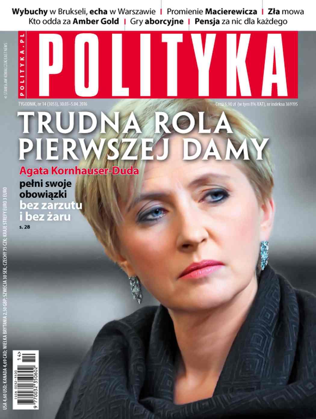 Polityka nr 14/2016 - Ebook (Książka PDF) do pobrania w formacie PDF