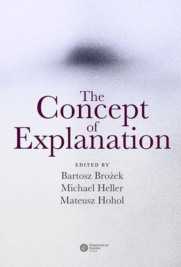 The Concept of Explanation - Ebook (Książka na Kindle) do pobrania w formacie MOBI