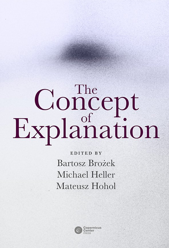 The Concept of Explanation - Ebook (Książka EPUB) do pobrania w formacie EPUB