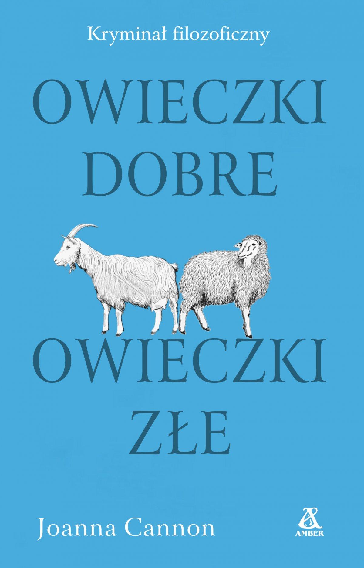 Owieczki dobre, owieczki złe - Ebook (Książka na Kindle) do pobrania w formacie MOBI