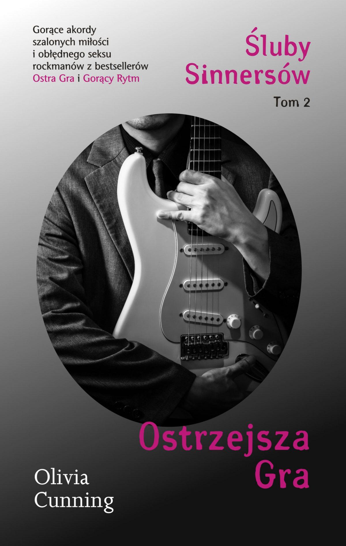 Śluby Sinnersów. Tom 2 Ostrzejsza gra - Ebook (Książka EPUB) do pobrania w formacie EPUB