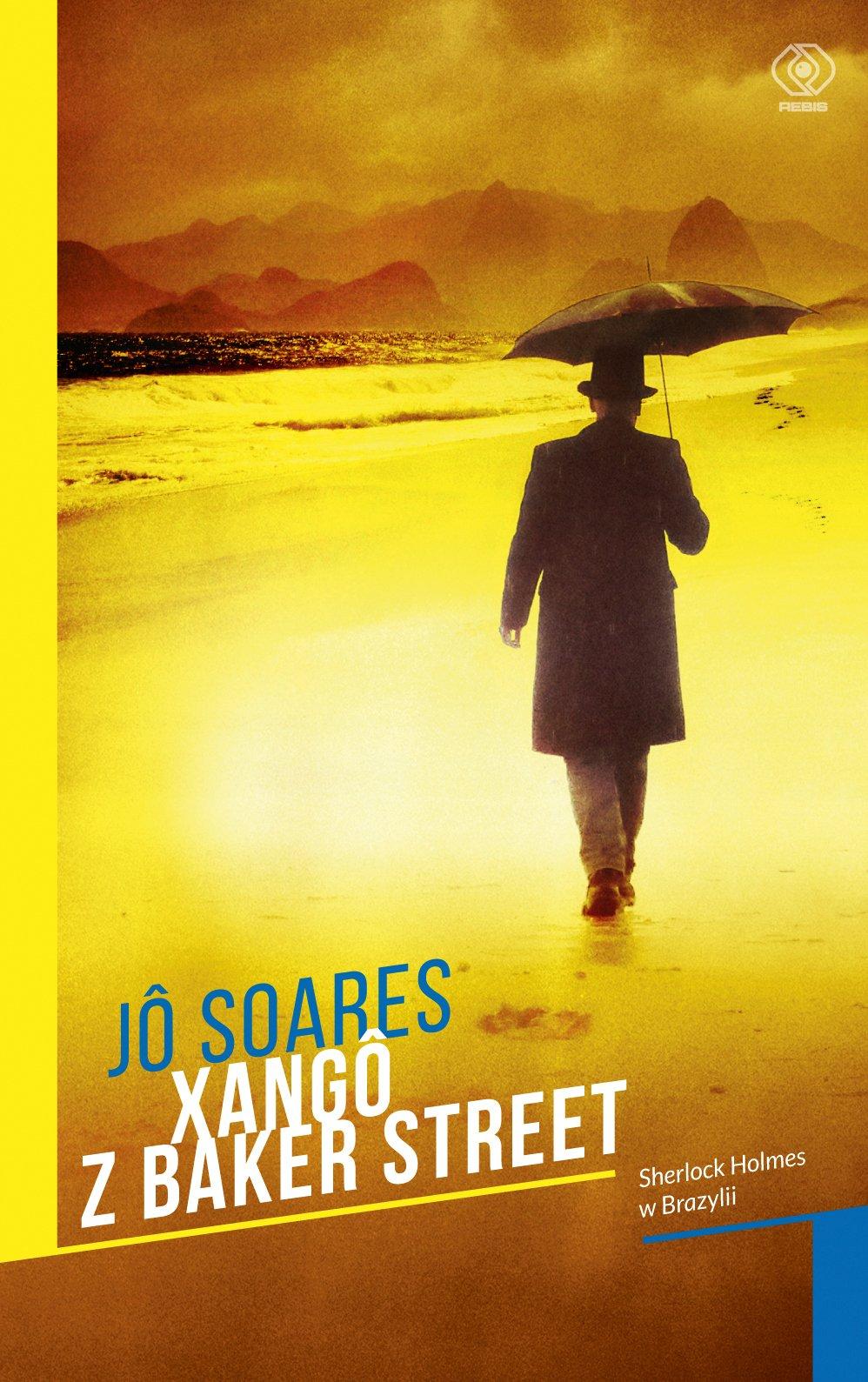 Xango z Baker Street - Ebook (Książka EPUB) do pobrania w formacie EPUB