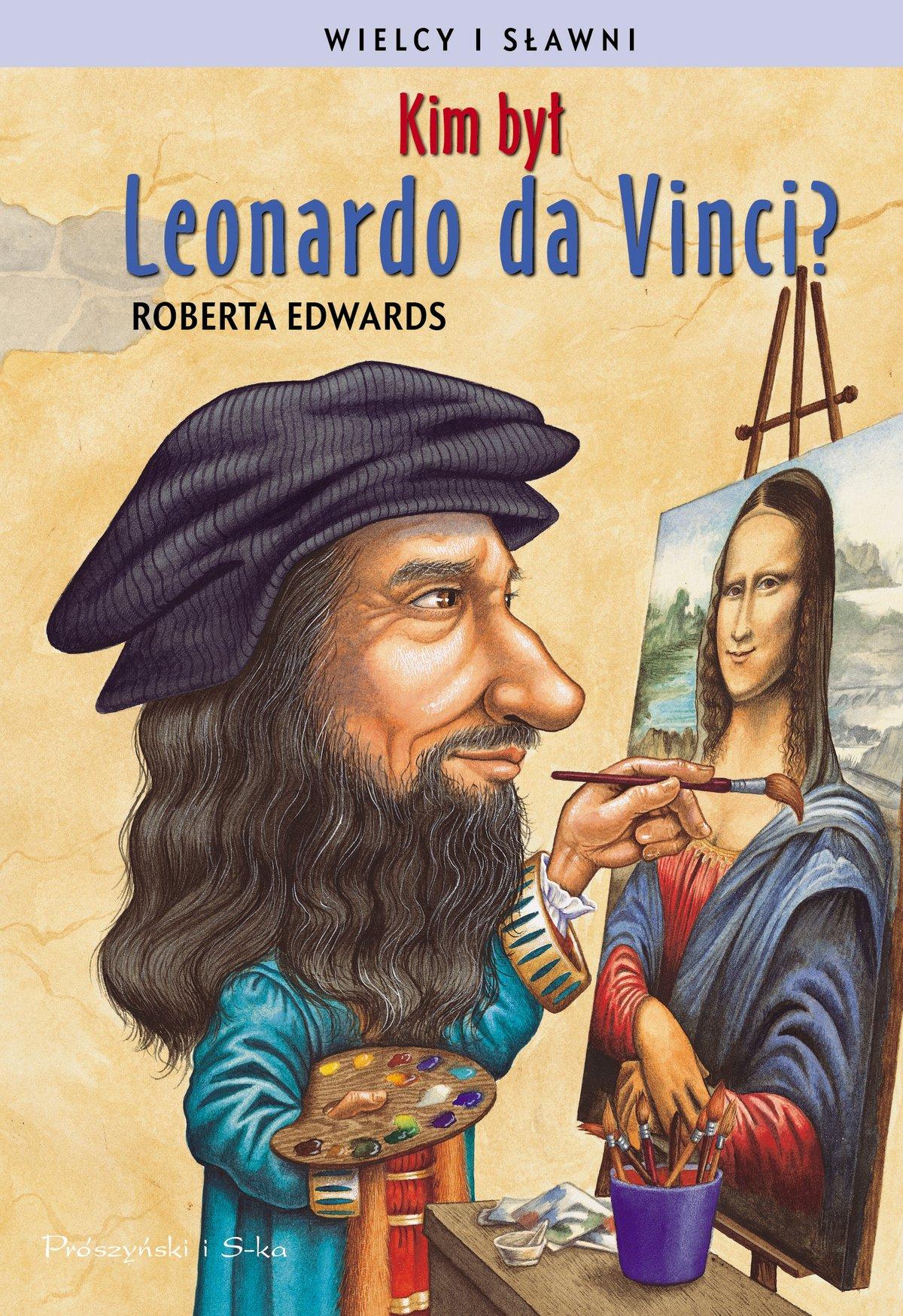 Kim był Leonardo da Vinci ? - Ebook (Książka na Kindle) do pobrania w formacie MOBI