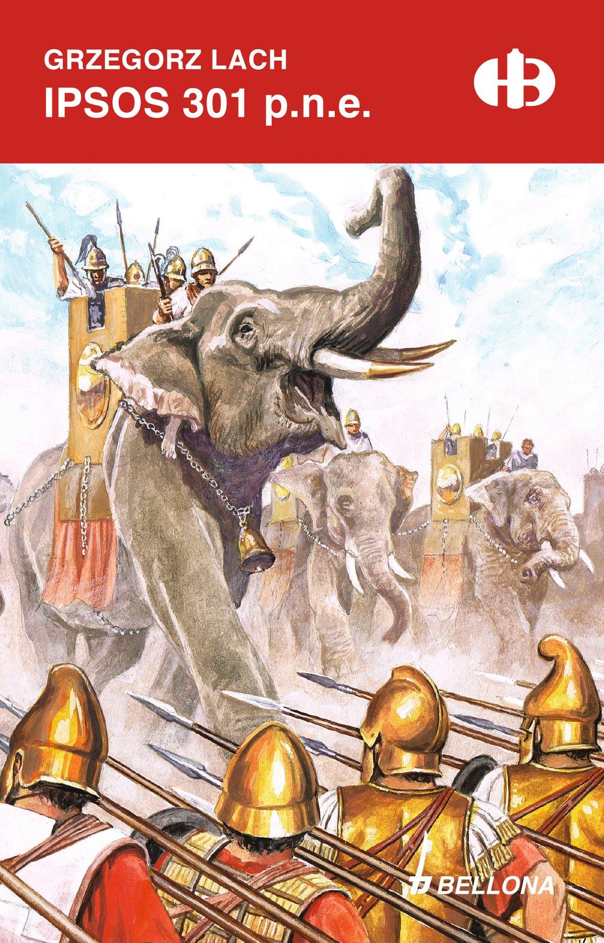 Ipsos 301 r. p.n.e. - Ebook (Książka na Kindle) do pobrania w formacie MOBI