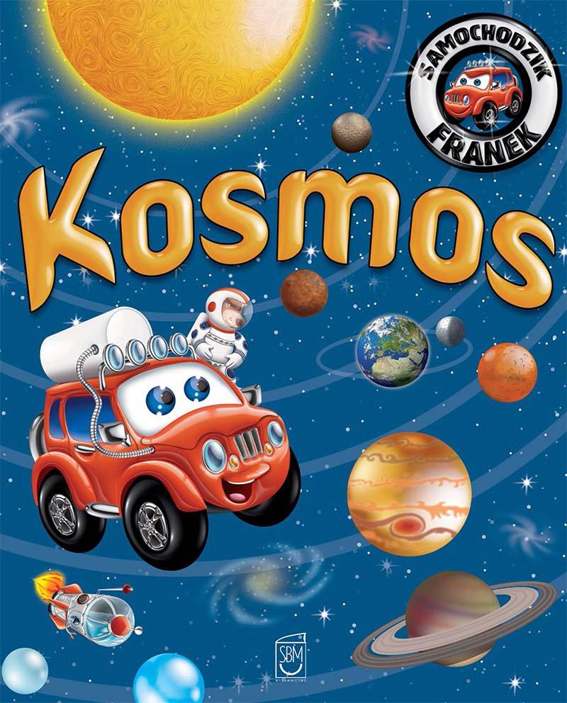 Samochodzik Franek. Kosmos - Ebook (Książka PDF) do pobrania w formacie PDF