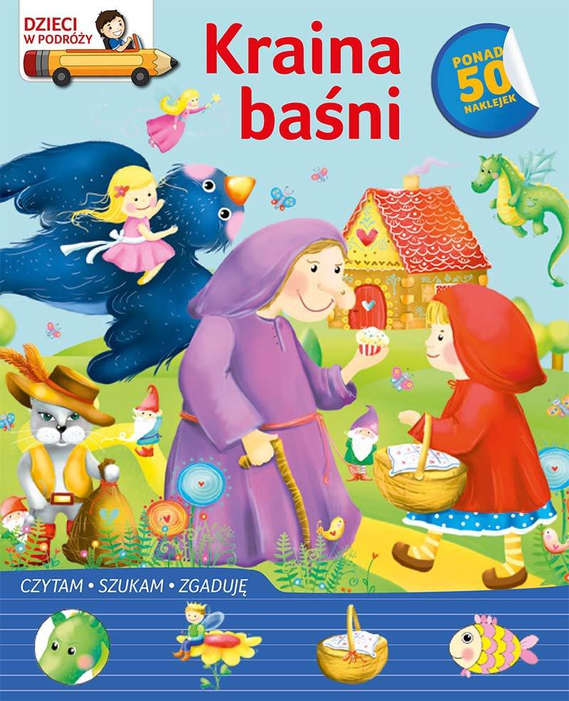 Dzieci w podróży. Kraina baśni - Ebook (Książka PDF) do pobrania w formacie PDF
