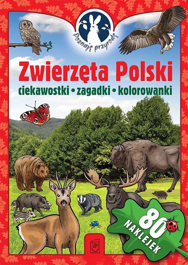 Poznaję przyrodę. Zwierzęta Polski - Ebook (Książka PDF) do pobrania w formacie PDF
