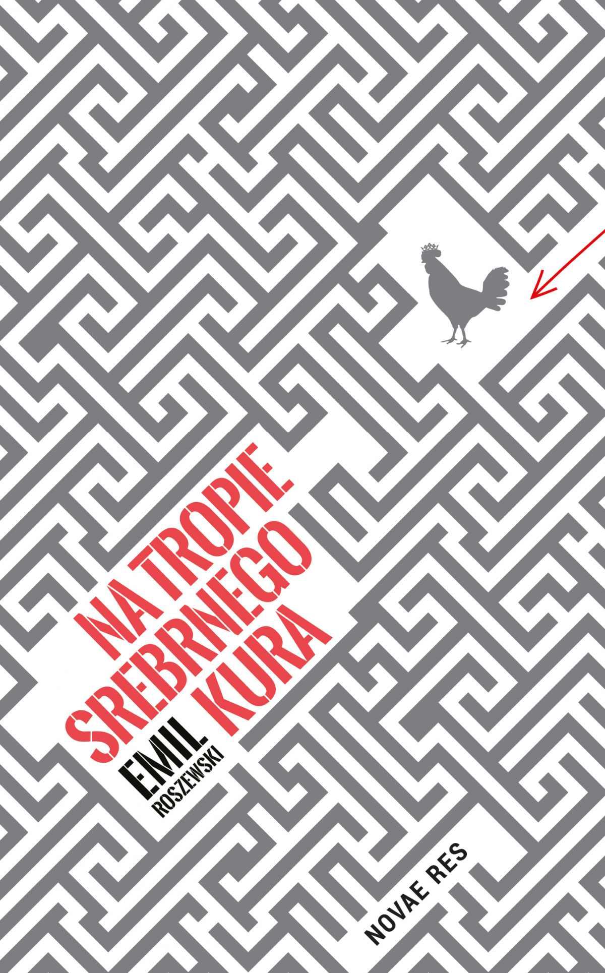 Na tropie srebrnego kura - Ebook (Książka EPUB) do pobrania w formacie EPUB
