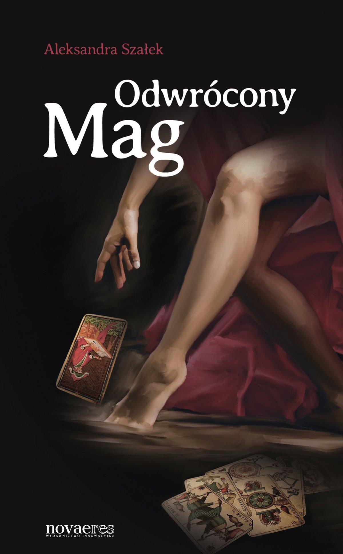 Odwrócony Mag - Ebook (Książka EPUB) do pobrania w formacie EPUB