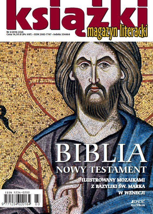 Magazyn Literacki KSIĄŻKI 3/2016 - Ebook (Książka PDF) do pobrania w formacie PDF