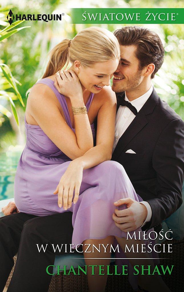 Miłość w Wiecznym Mieście - Ebook (Książka EPUB) do pobrania w formacie EPUB