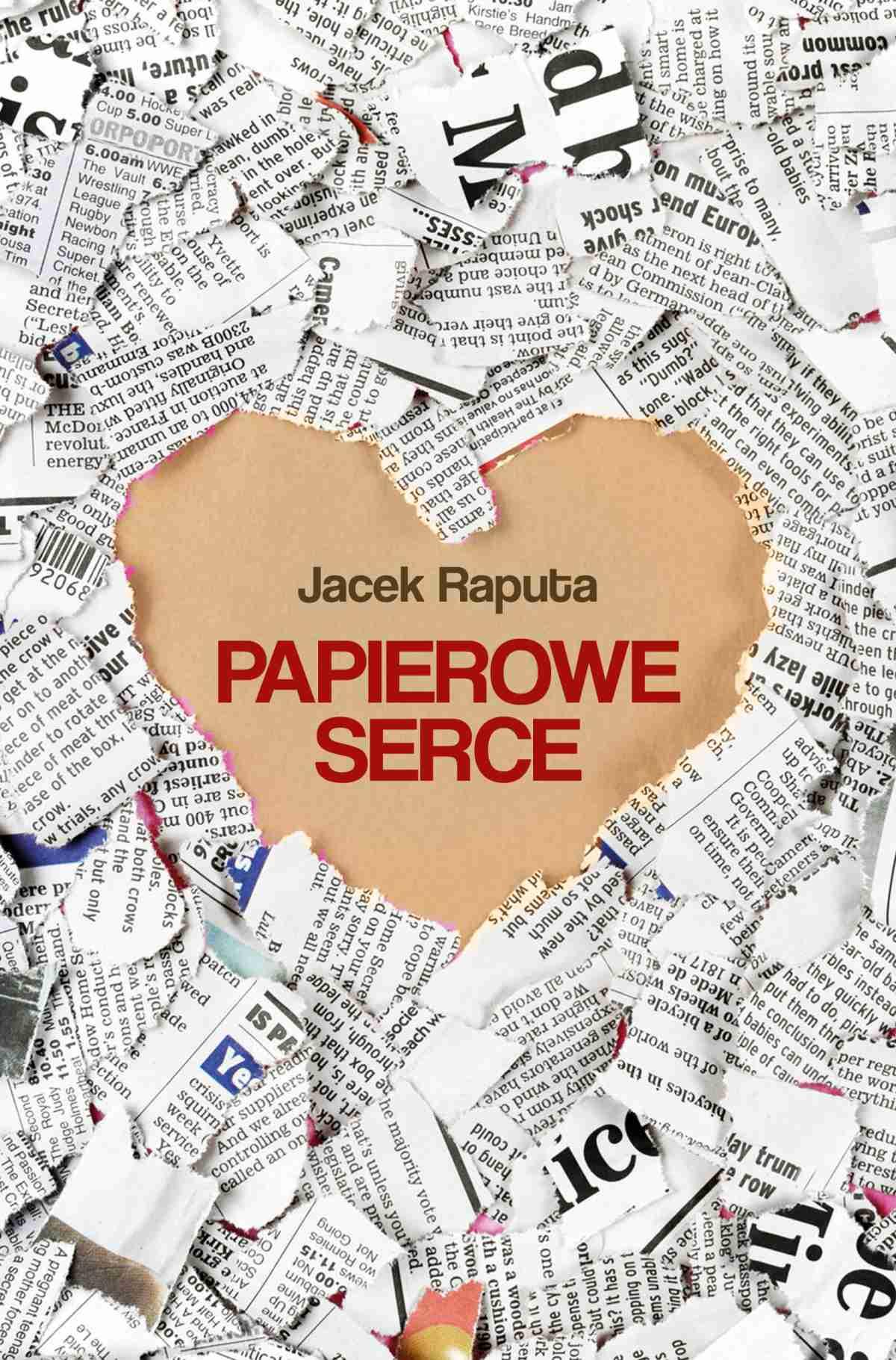 Papierowe serce - Ebook (Książka EPUB) do pobrania w formacie EPUB