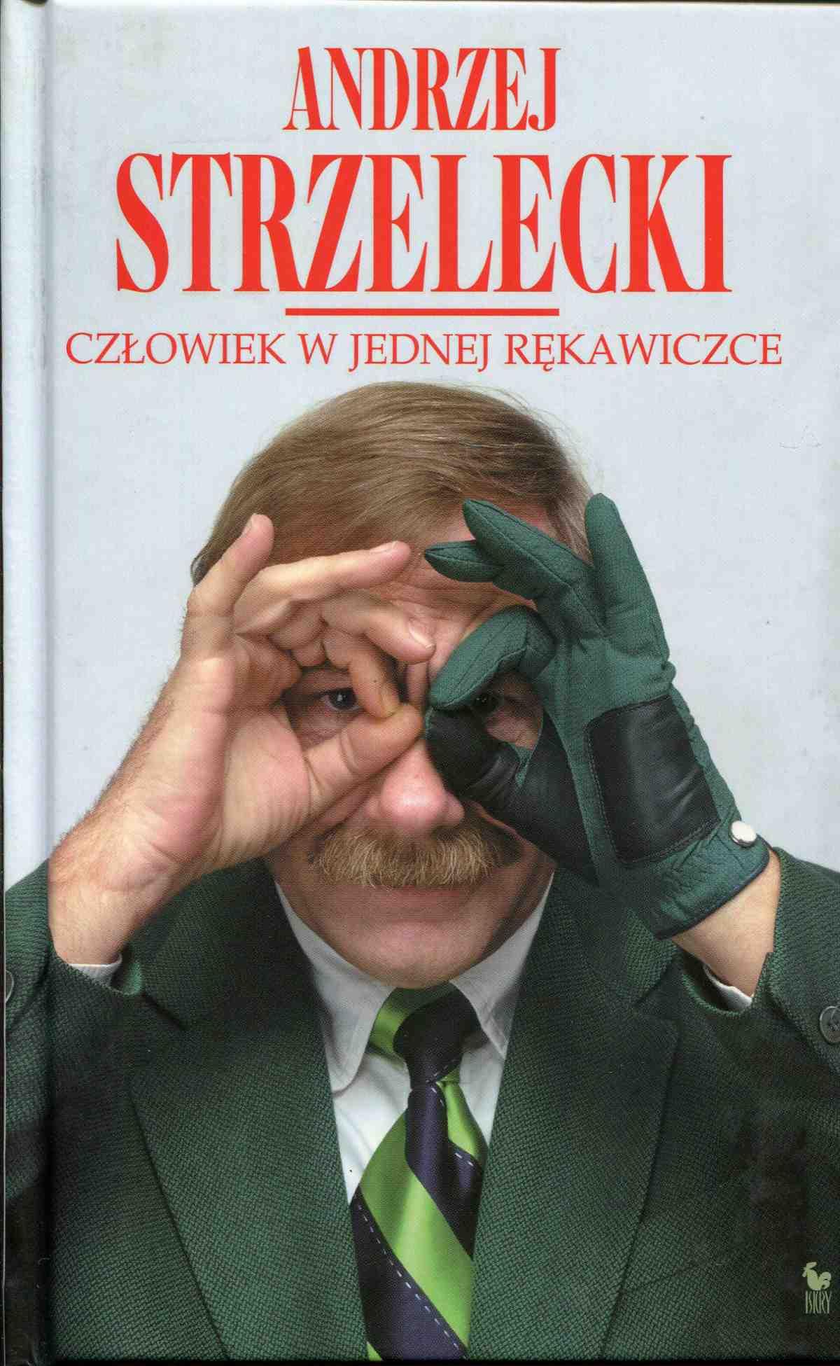 Człowiek w jednej rękawiczce - Ebook (Książka na Kindle) do pobrania w formacie MOBI