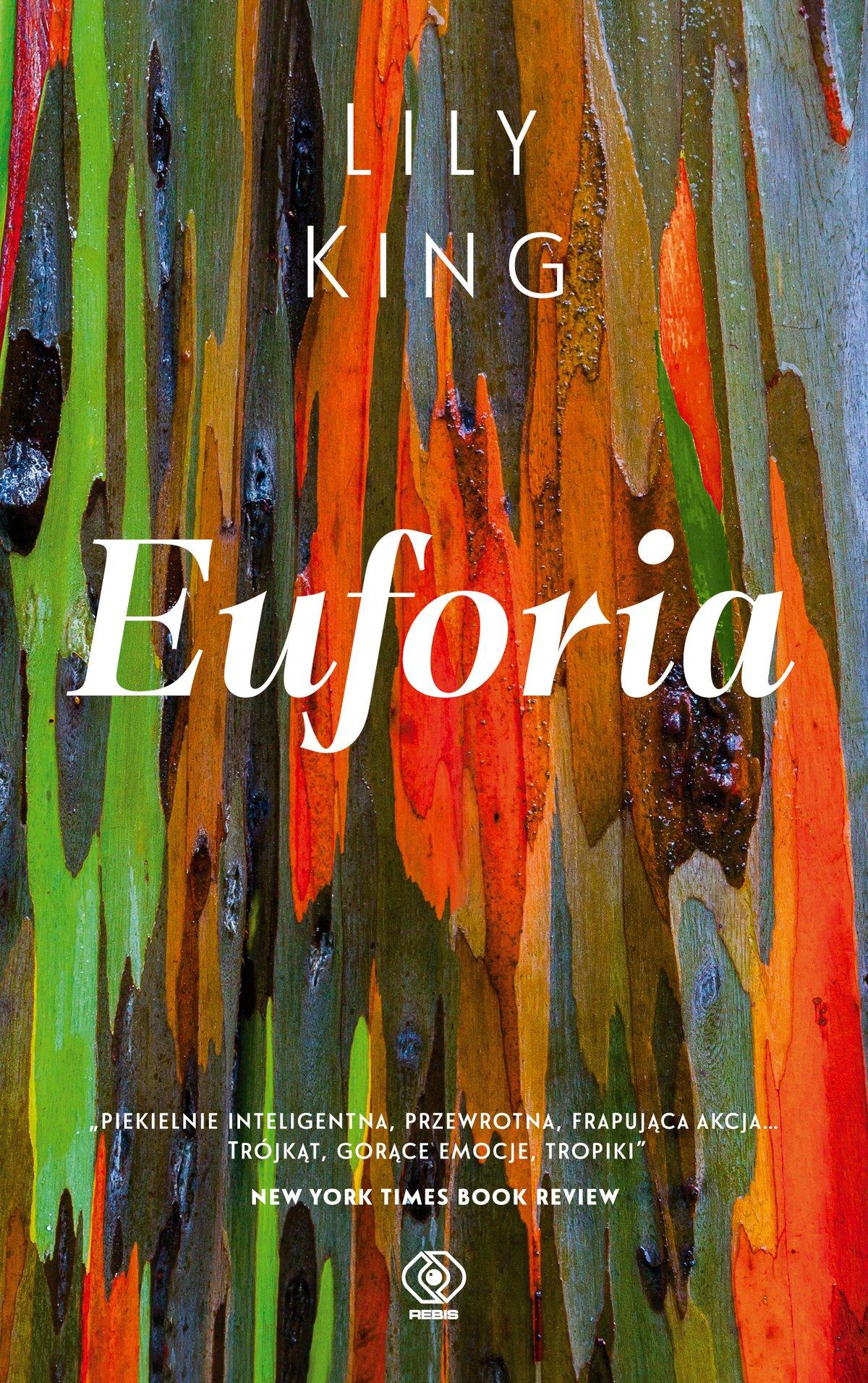 Euforia - Ebook (Książka na Kindle) do pobrania w formacie MOBI
