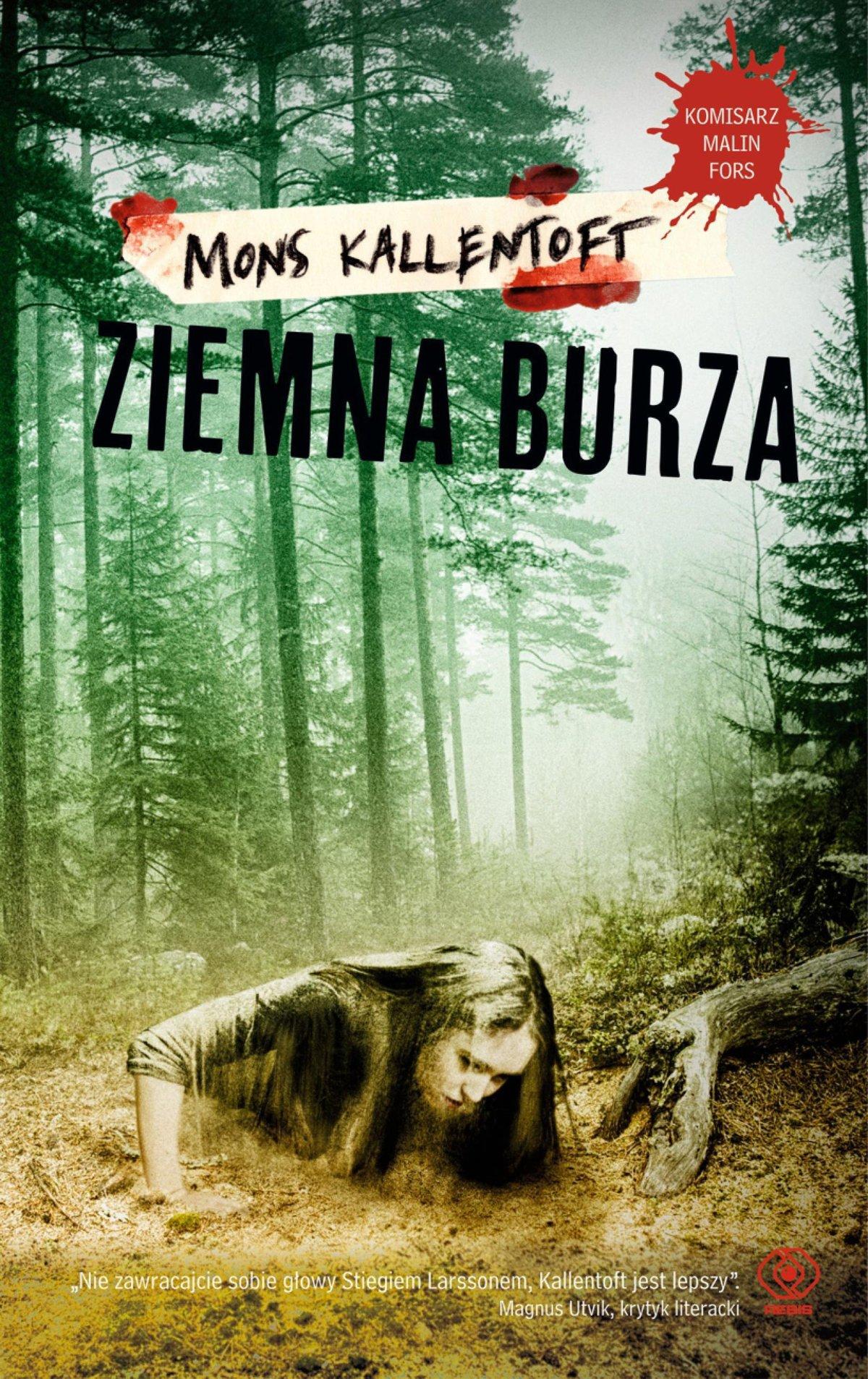 Ziemna burza - Ebook (Książka EPUB) do pobrania w formacie EPUB