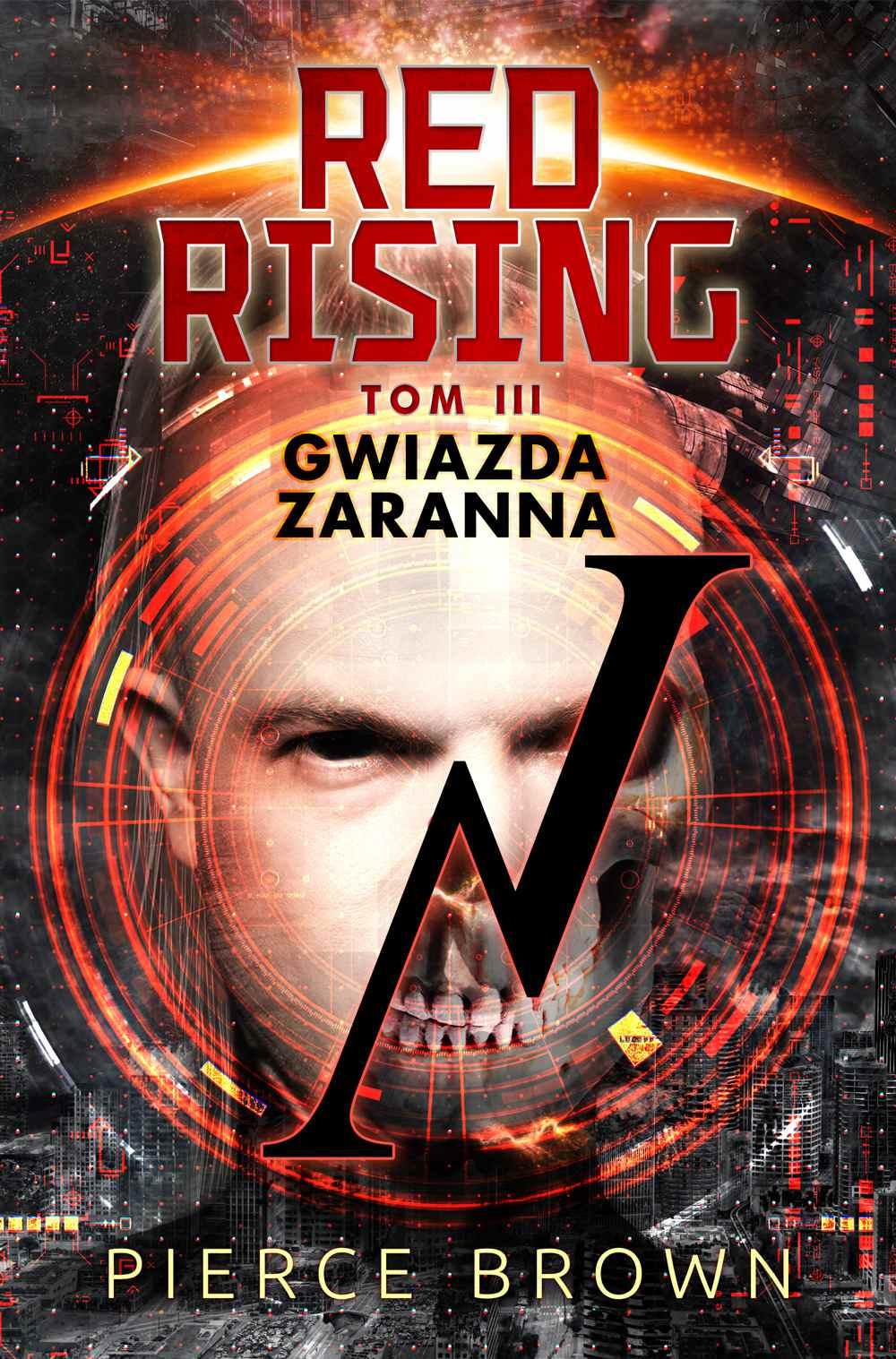 Red Rising. Tom 3. Gwiazda zaranna - Ebook (Książka na Kindle) do pobrania w formacie MOBI