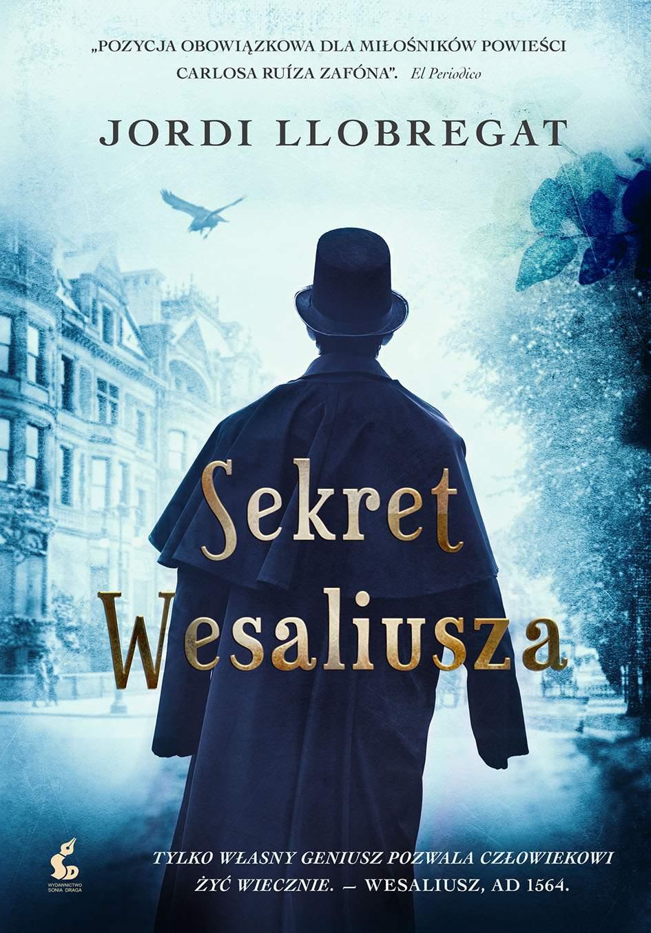 Sekret Wesaliusza - Ebook (Książka na Kindle) do pobrania w formacie MOBI