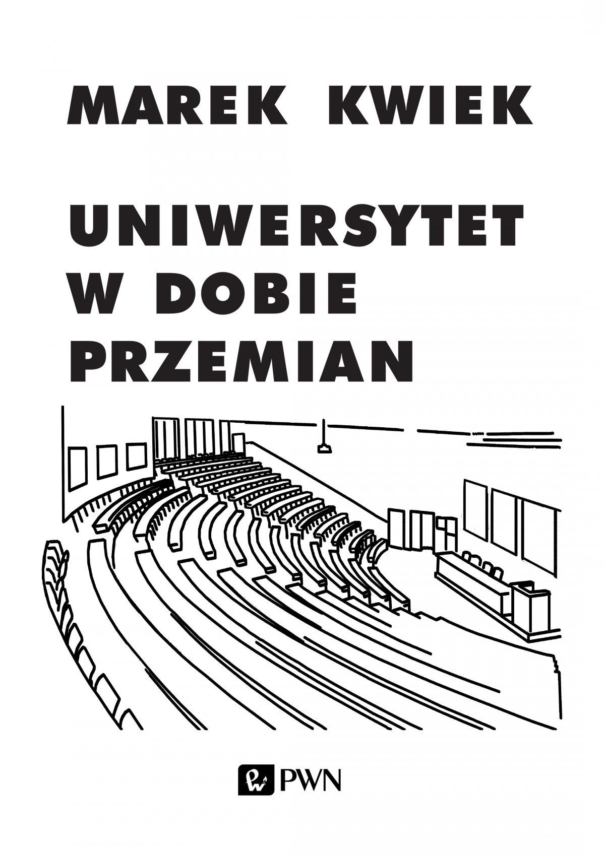 Uniwersytet w dobie przemian - Ebook (Książka na Kindle) do pobrania w formacie MOBI