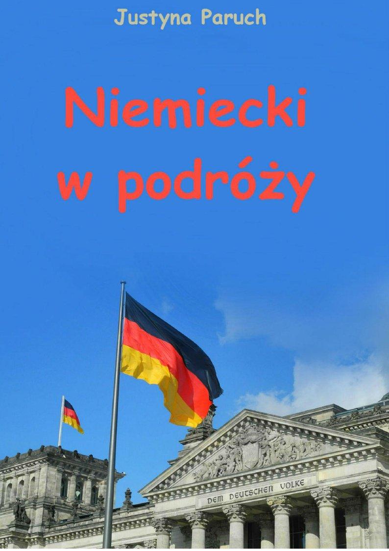 Niemiecki w podróży - Ebook (Książka PDF) do pobrania w formacie PDF