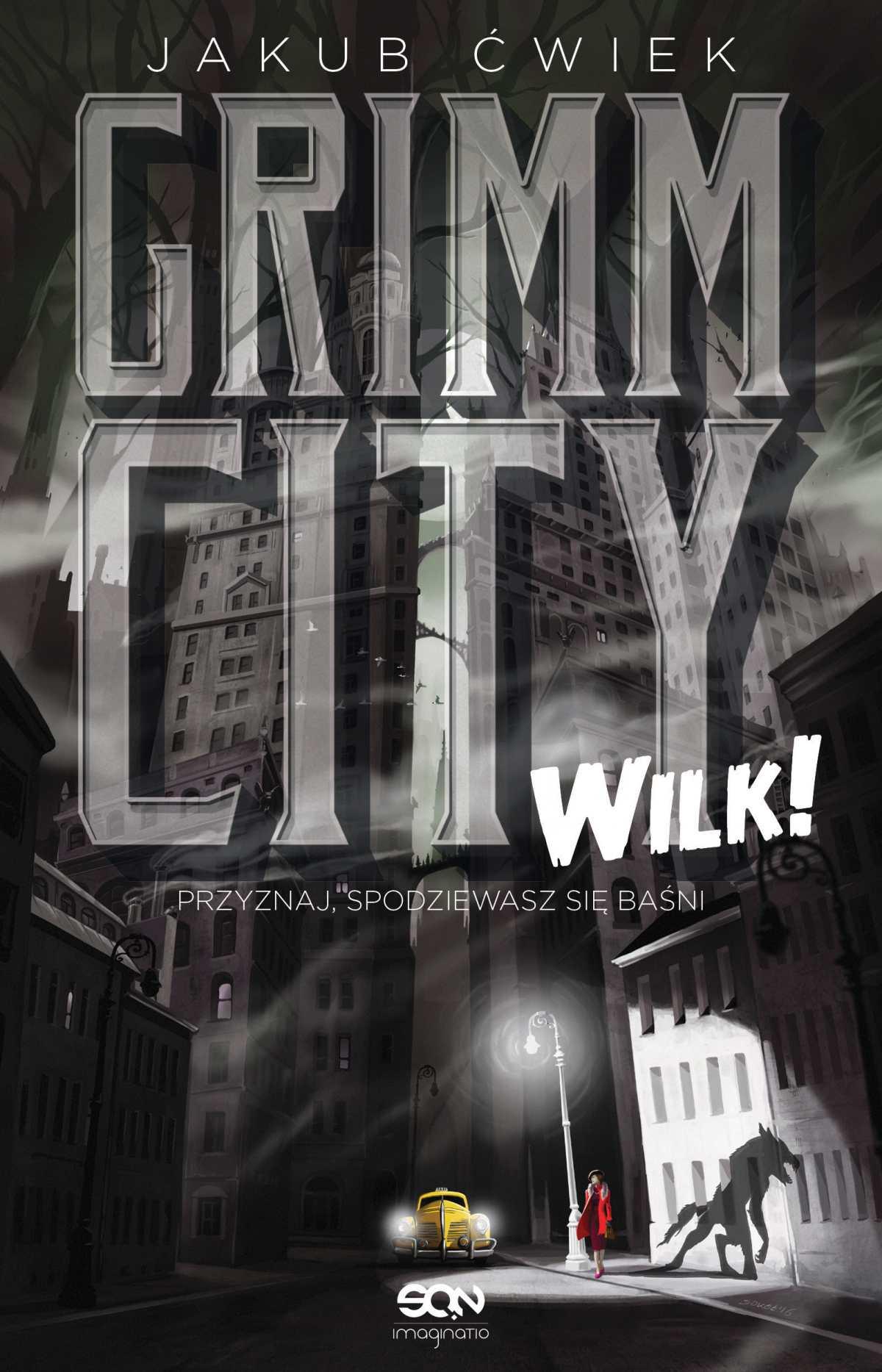 Grimm City. Wilk! - Ebook (Książka EPUB) do pobrania w formacie EPUB