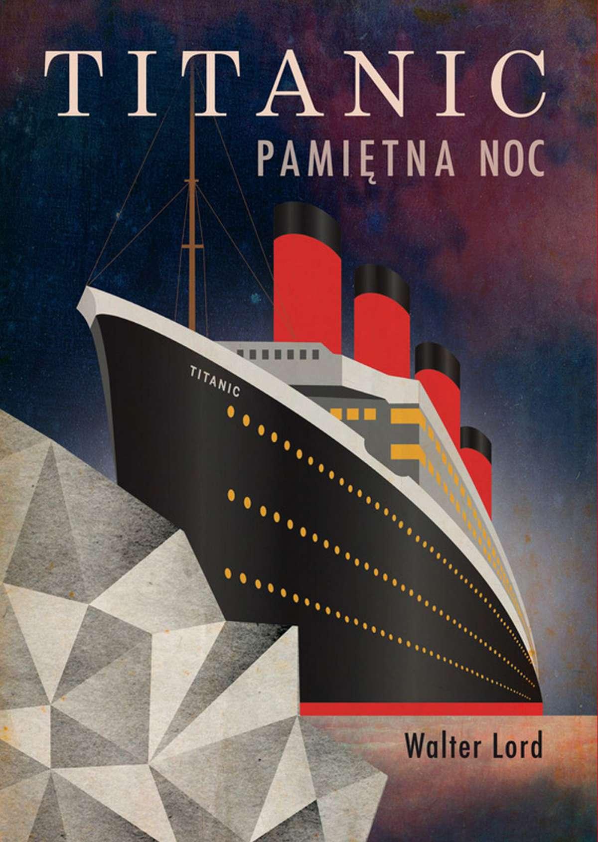 Titanic. Pamiętna noc - Ebook (Książka na Kindle) do pobrania w formacie MOBI