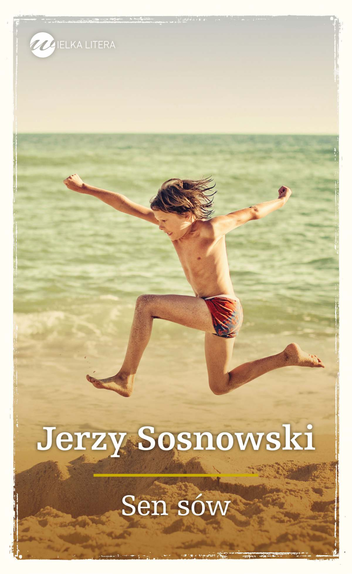 Sen sów - Ebook (Książka na Kindle) do pobrania w formacie MOBI