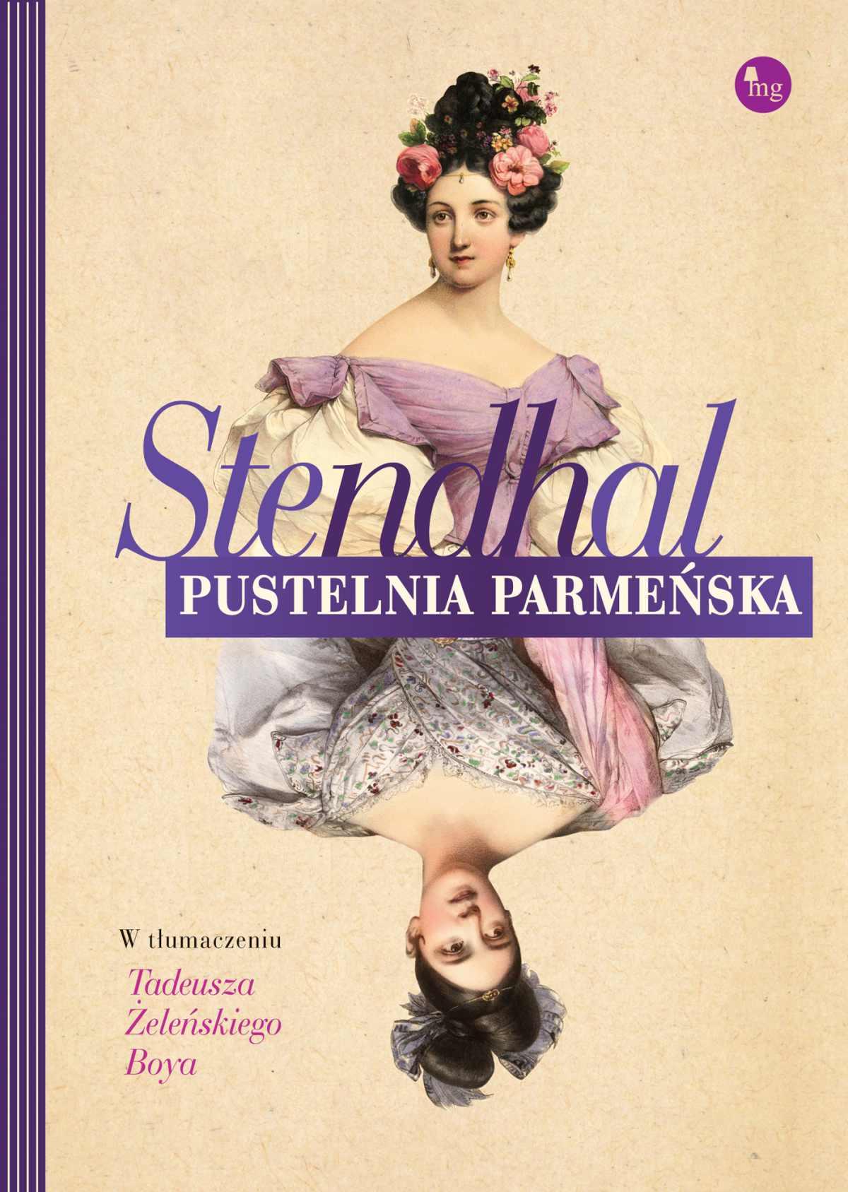 Pustelnia parmeńska - Ebook (Książka na Kindle) do pobrania w formacie MOBI