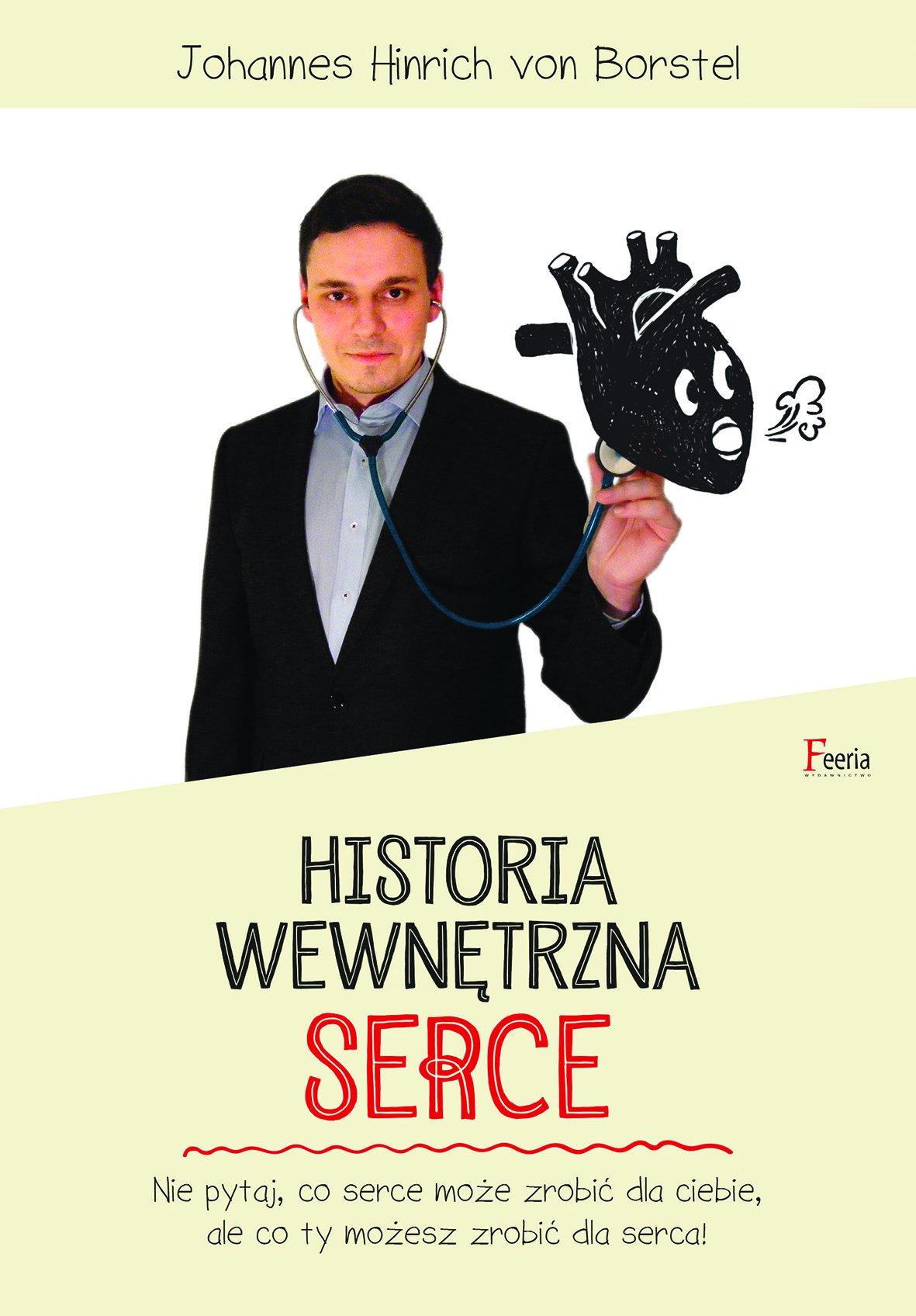 Historia wewnętrzna. Serce - Ebook (Książka EPUB) do pobrania w formacie EPUB