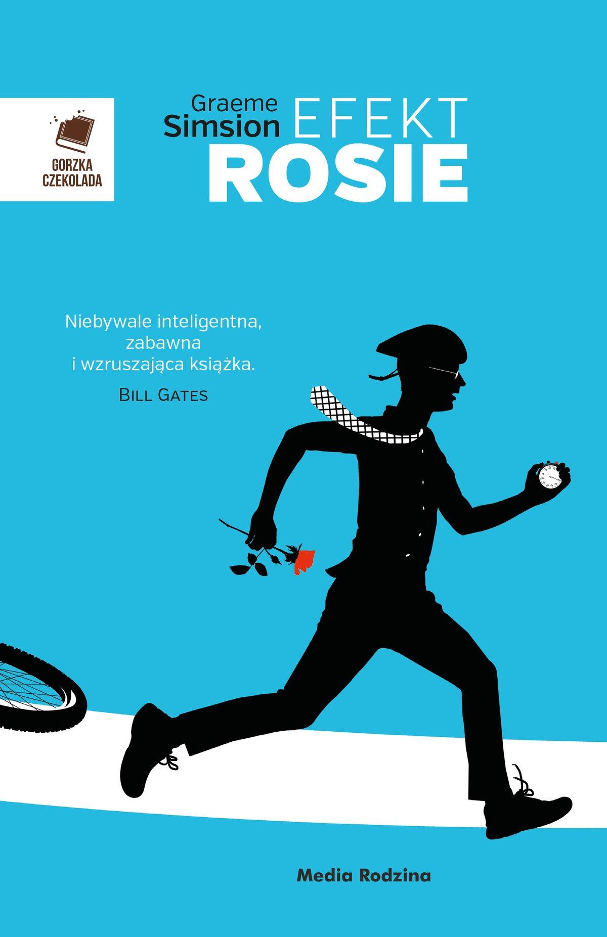Efekt Rosie - Ebook (Książka na Kindle) do pobrania w formacie MOBI