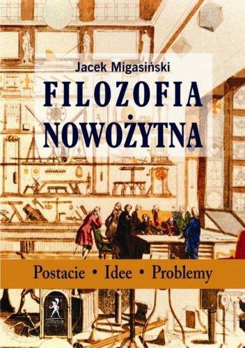 Filozofia nowożytna - Ebook (Książka na Kindle) do pobrania w formacie MOBI