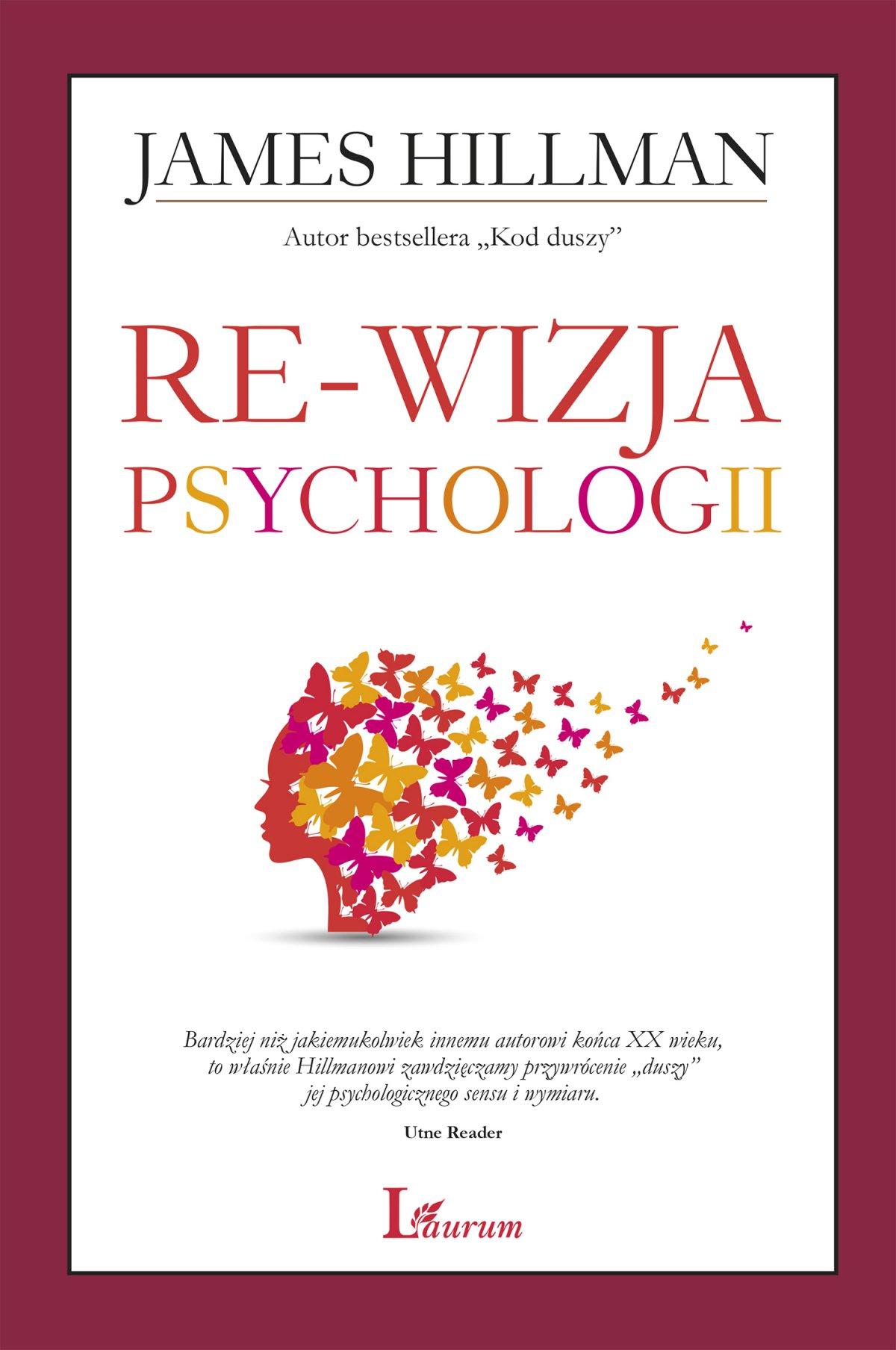 Re-wizja psychologii - Ebook (Książka EPUB) do pobrania w formacie EPUB