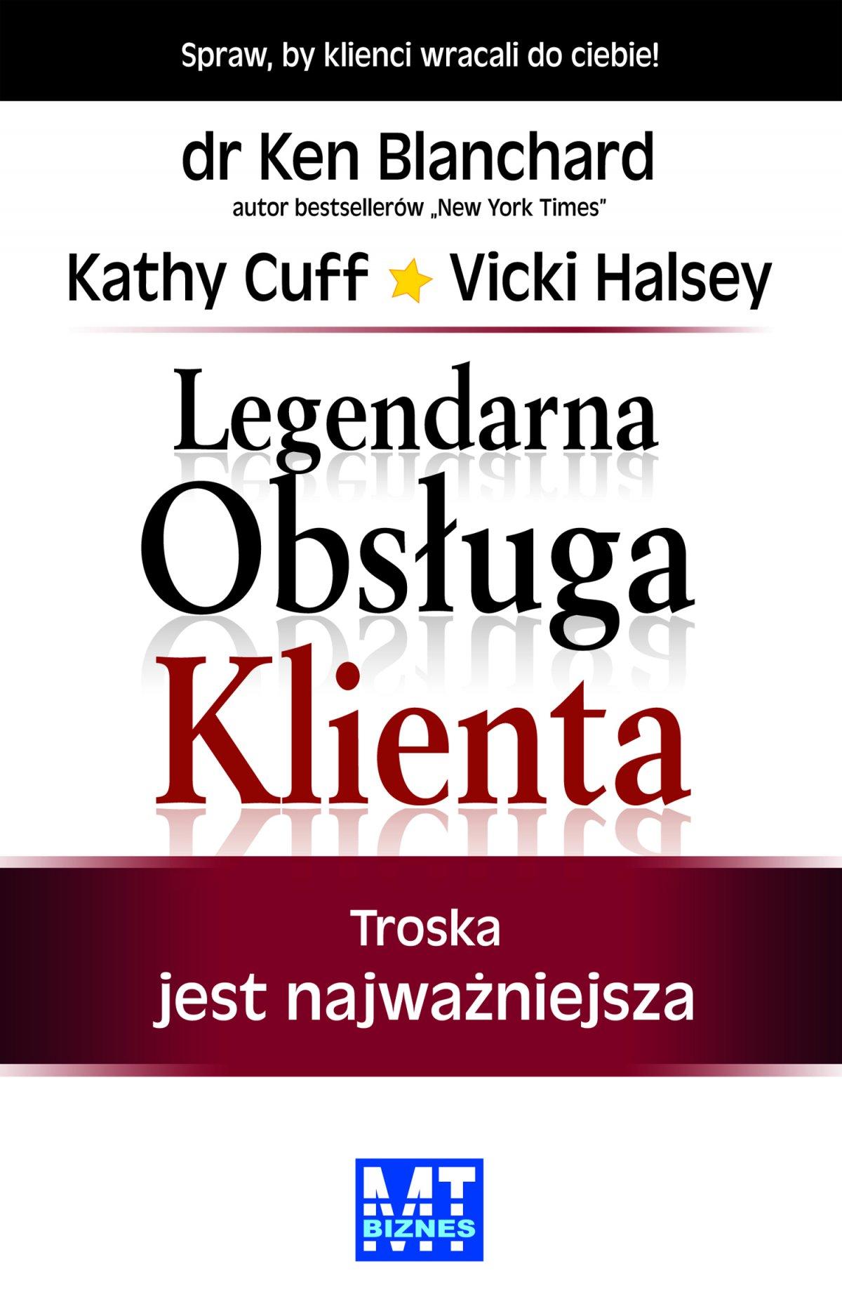 Legendarna obsługa Klienta - Ebook (Książka EPUB) do pobrania w formacie EPUB