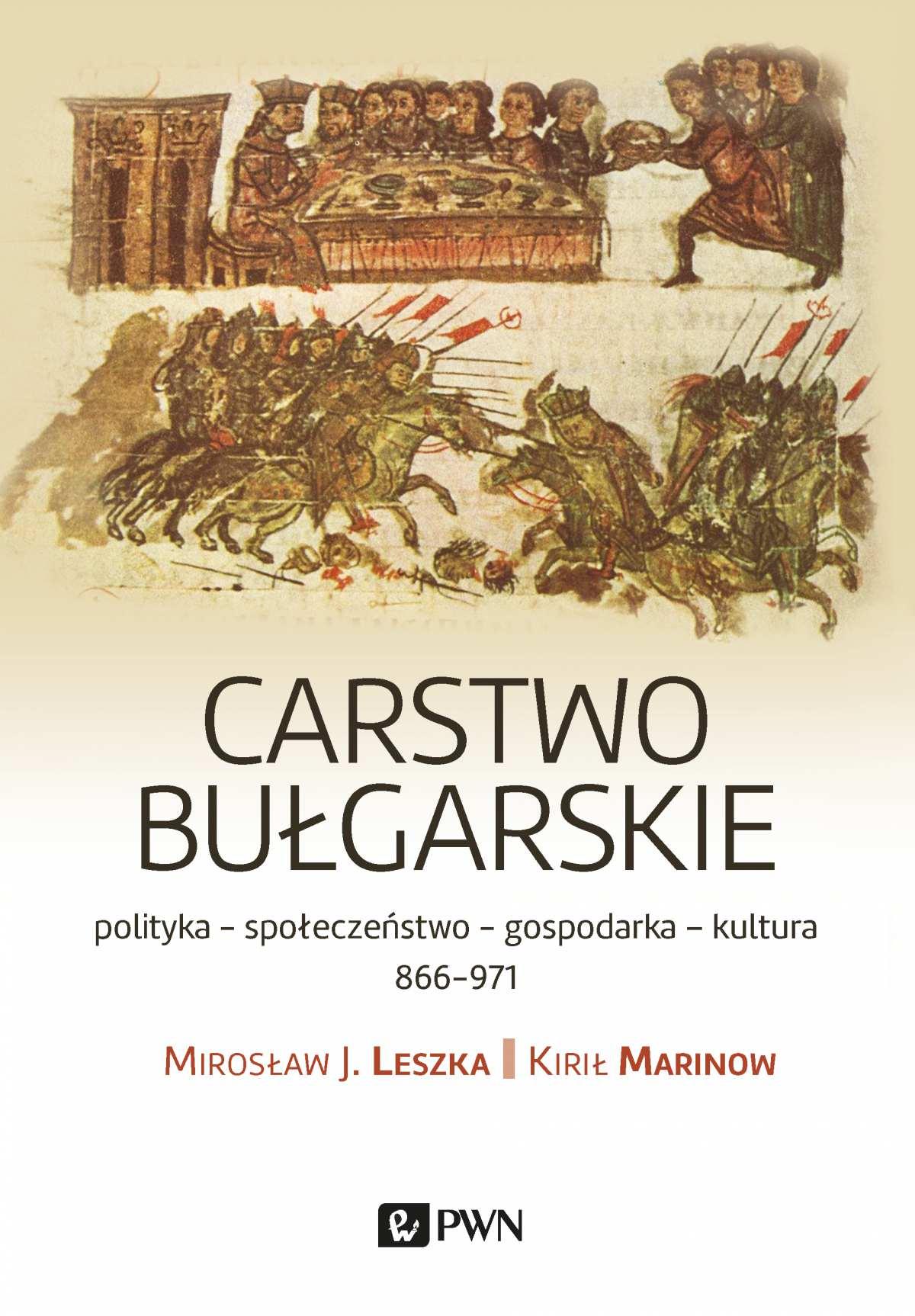 Carstwo bułgarskie - Ebook (Książka na Kindle) do pobrania w formacie MOBI