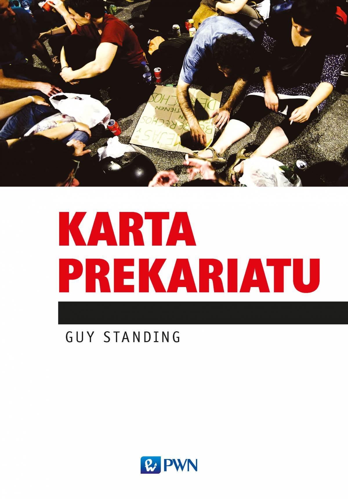 Karta Prekariatu - Ebook (Książka na Kindle) do pobrania w formacie MOBI