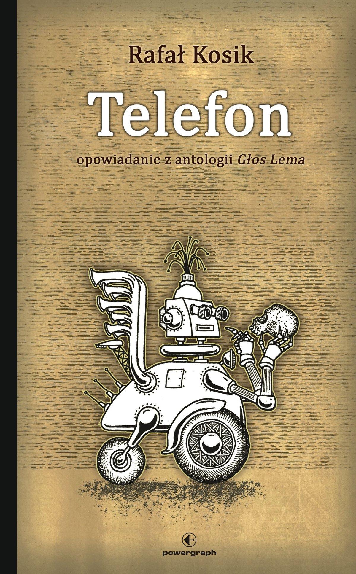 Telefon - Ebook (Książka EPUB) do pobrania w formacie EPUB