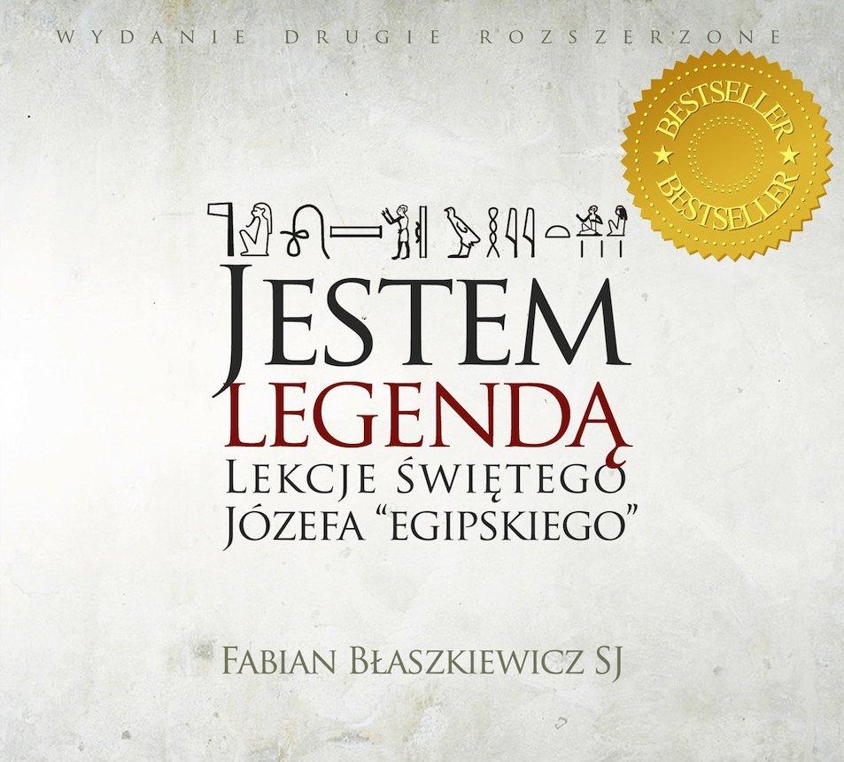 """Jestem legendą I - Lekcje świętego Józefa """"egipskiego"""" - Audiobook (Książka audio MP3) do pobrania w całości w archiwum ZIP"""