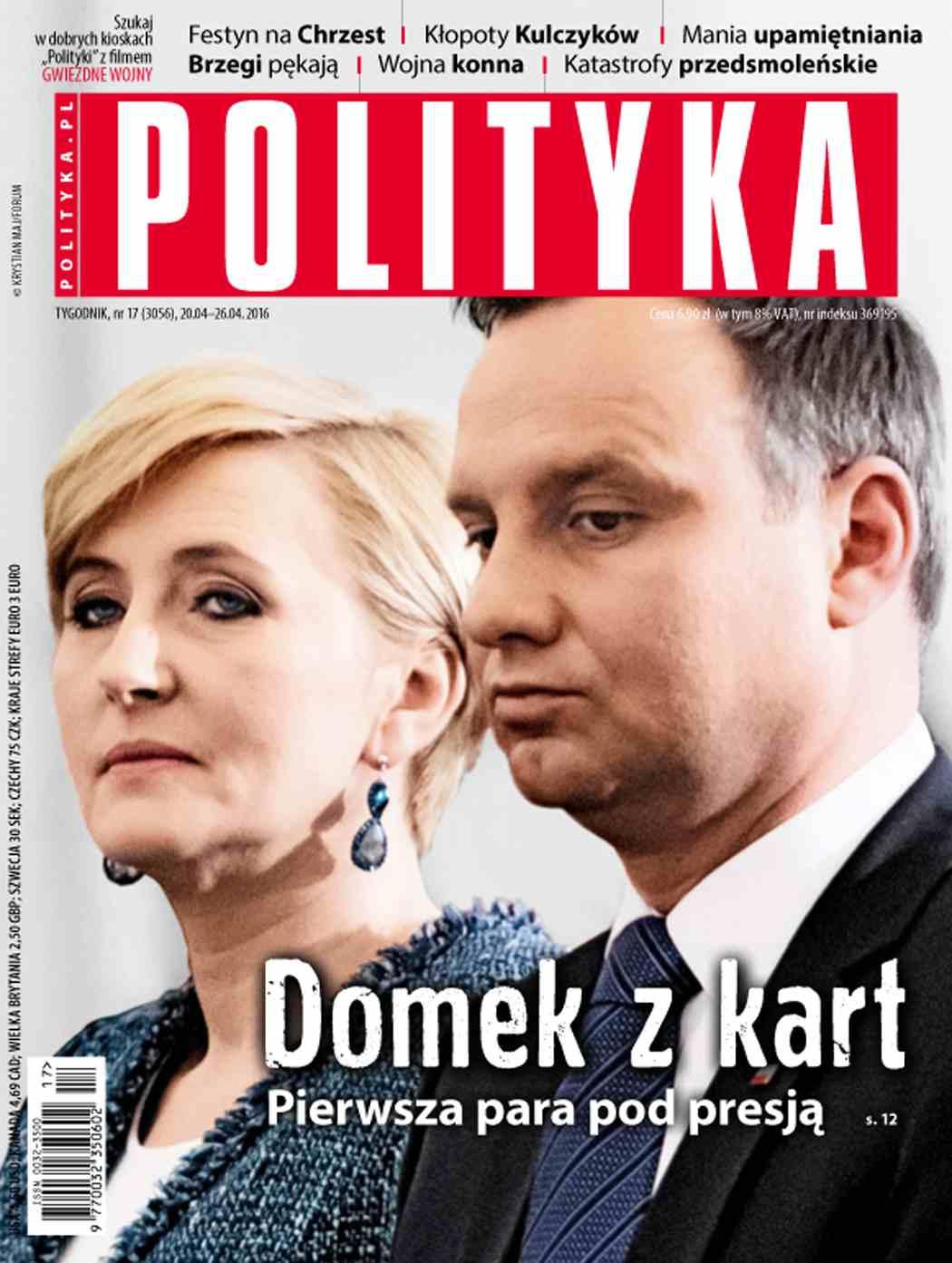 Polityka nr 17/2016 - Ebook (Książka PDF) do pobrania w formacie PDF