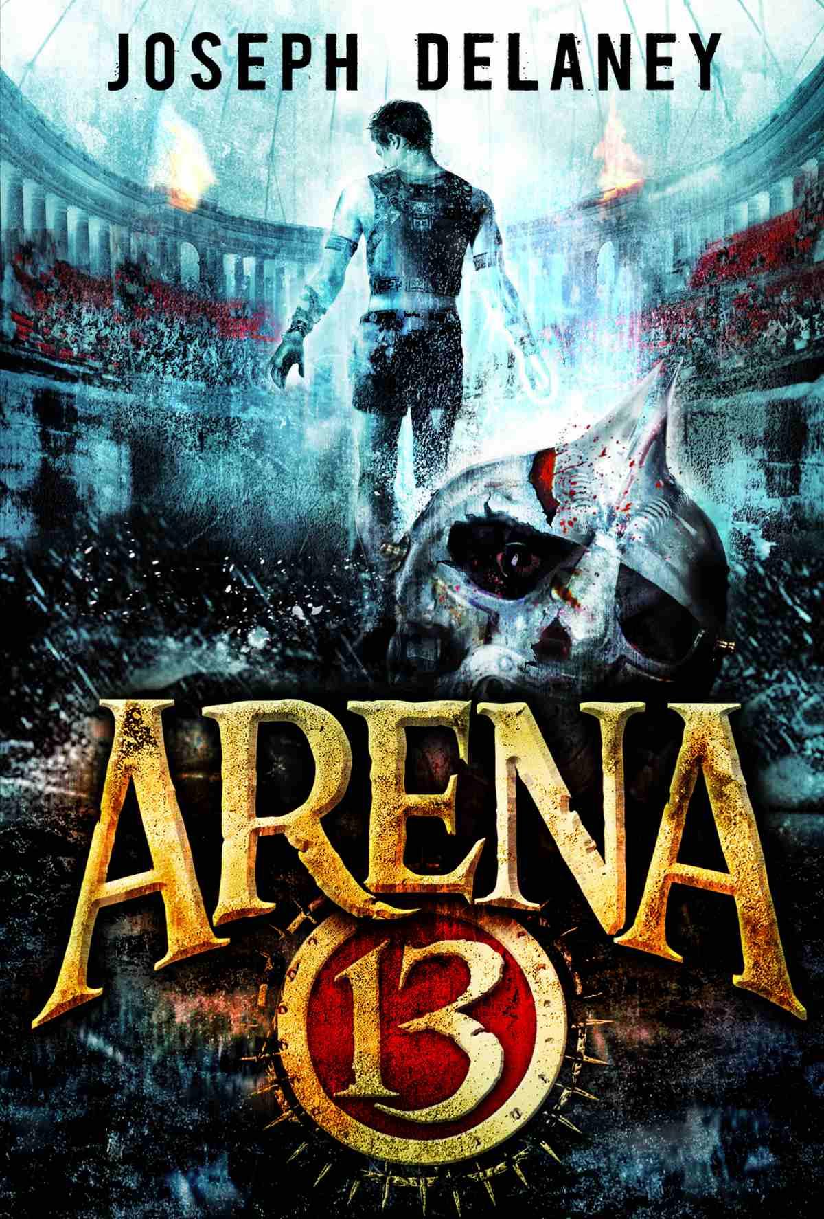 Arena 13 - Ebook (Książka na Kindle) do pobrania w formacie MOBI